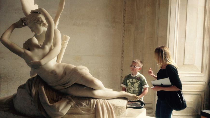 Экскурсия-квест по Лувру для детей - экскурсии
