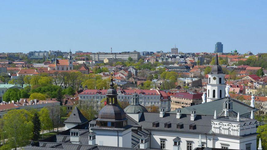 Весь Вильнюс за один день - экскурсии