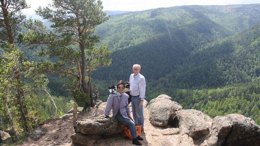 Заповедник «Столбы» — красивейшая природа окрестностей Красноярска - экскурсии