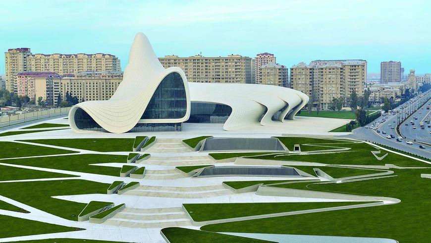 В первый раз в Баку - экскурсии