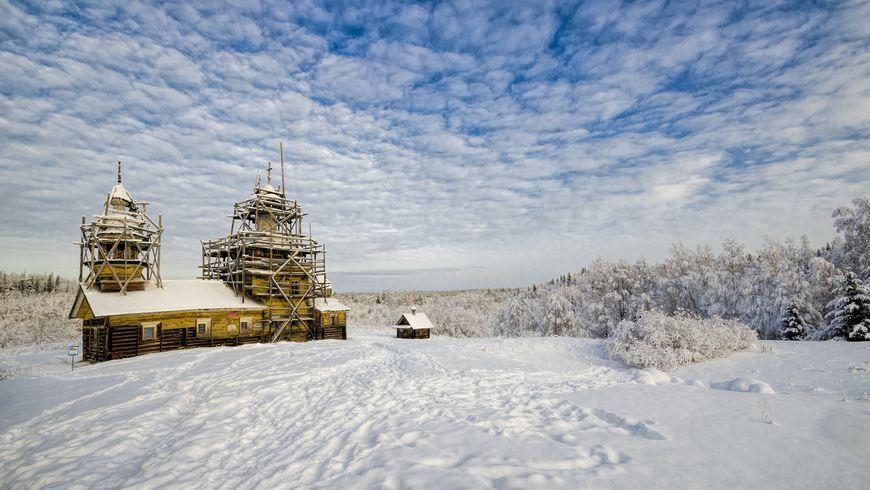 Куртяево: в жерле древнего вулкана - экскурсии