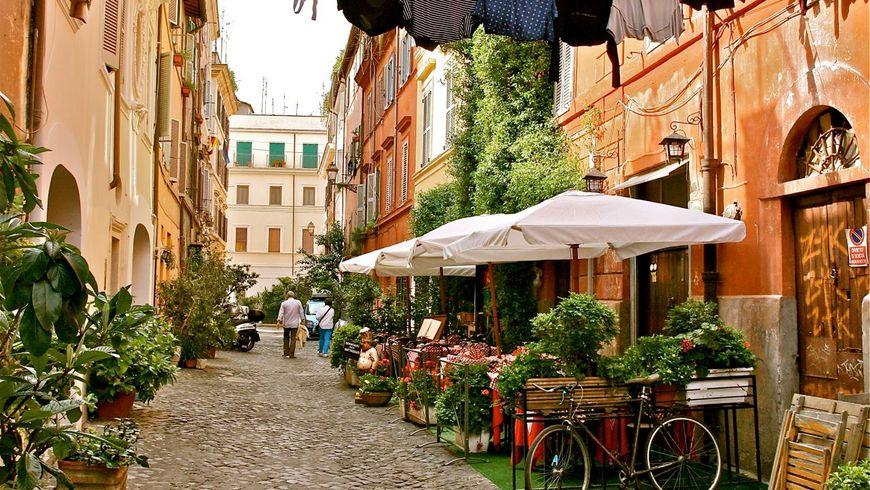 Второе свидание с Римом - экскурсии