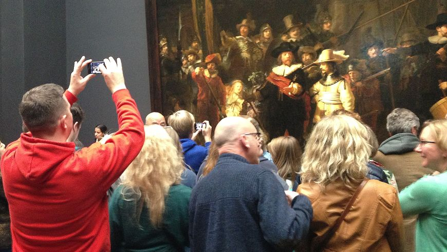 Ночной Дозор и компания. Rijksmuseum и история мужчин - экскурсии