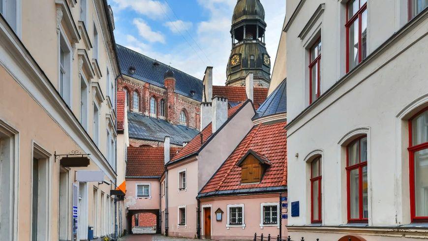 Легенды средневековой Риги - экскурсии