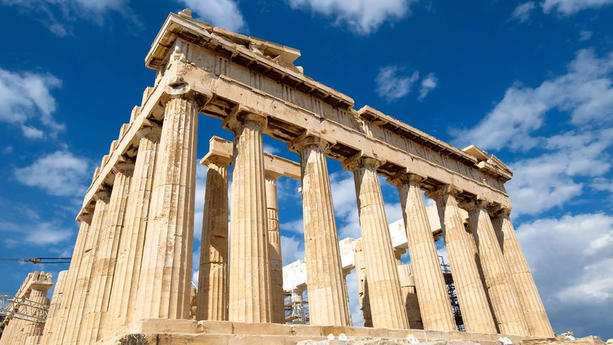 Первое знакомство с Афинами - экскурсии