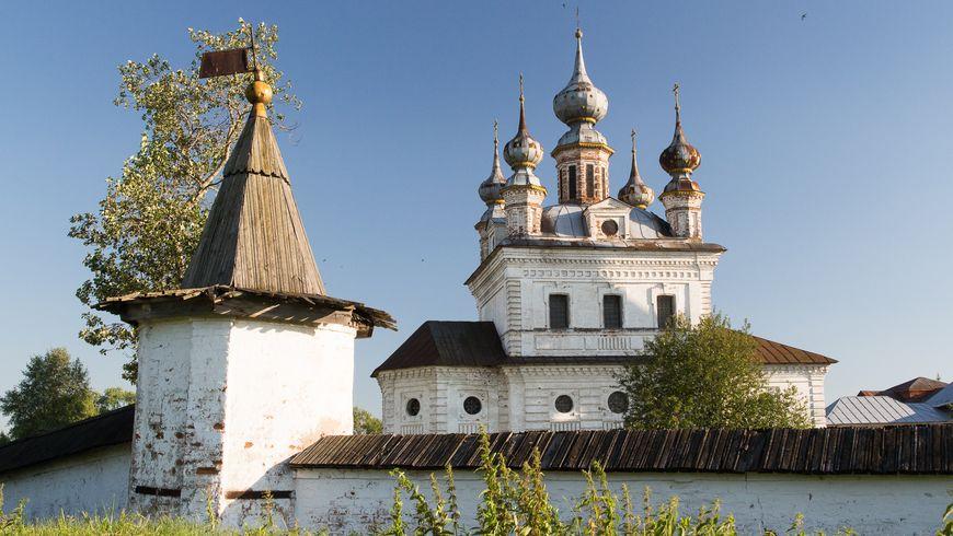 Юрьев-Польский— белокаменный шедевр Золотого кольца - экскурсии