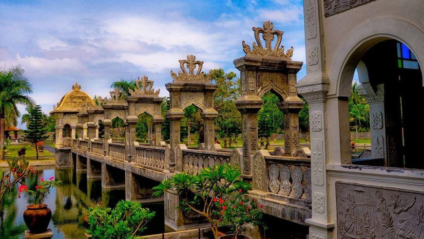 Узнать настоящий Бали - экскурсии