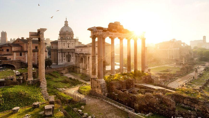 Рим для интровертов - экскурсии