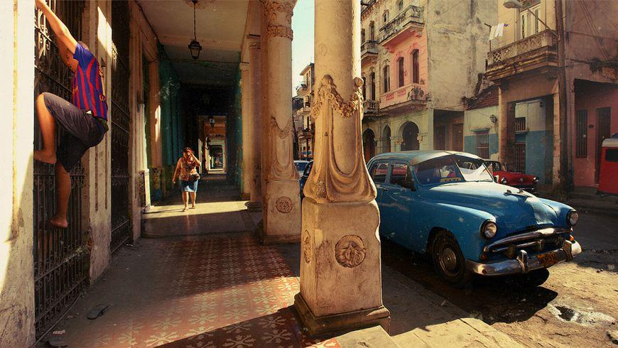 Авторский тур понетуристической Гаване - экскурсии