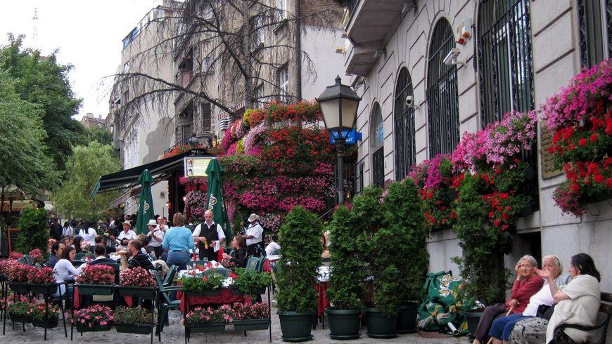 Первое знакомство с Белградом - экскурсии