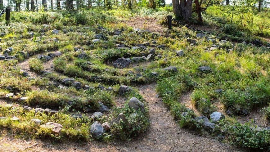 Кандалакшский лабиринт - экскурсии