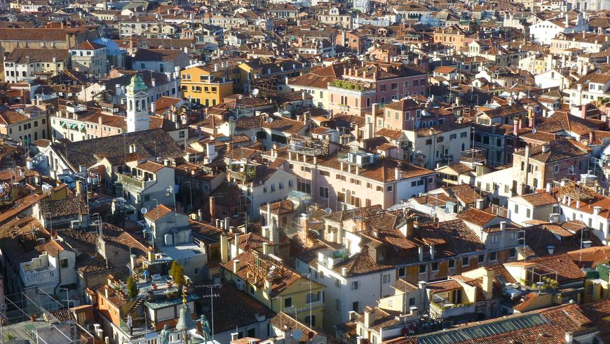 Венеция без маски - экскурсии