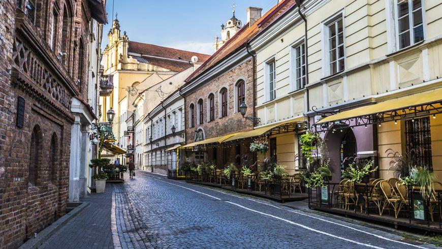 Ежедневная прогулка по Вильнюсу - экскурсии