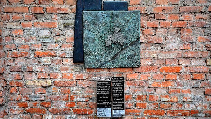 Экскурсия по варшавскому гетто - экскурсии