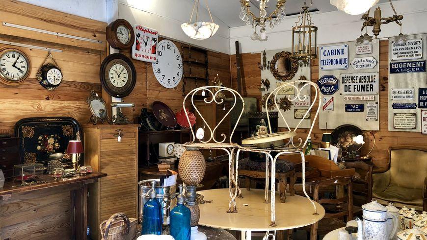Блошиный рынок Сент-Уан — путешествие во времени - экскурсии