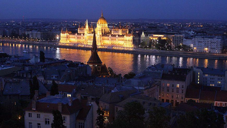 Ночь. Замок. Буда - экскурсии