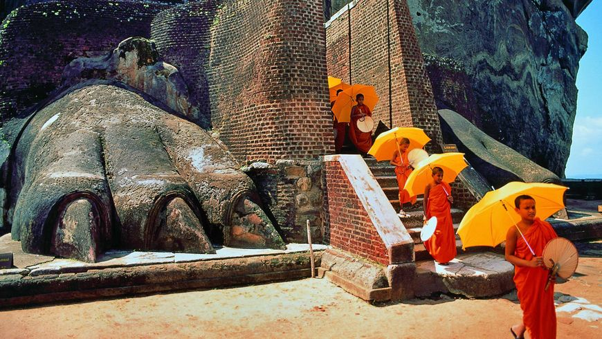 Must-see места Цейлона - экскурсии
