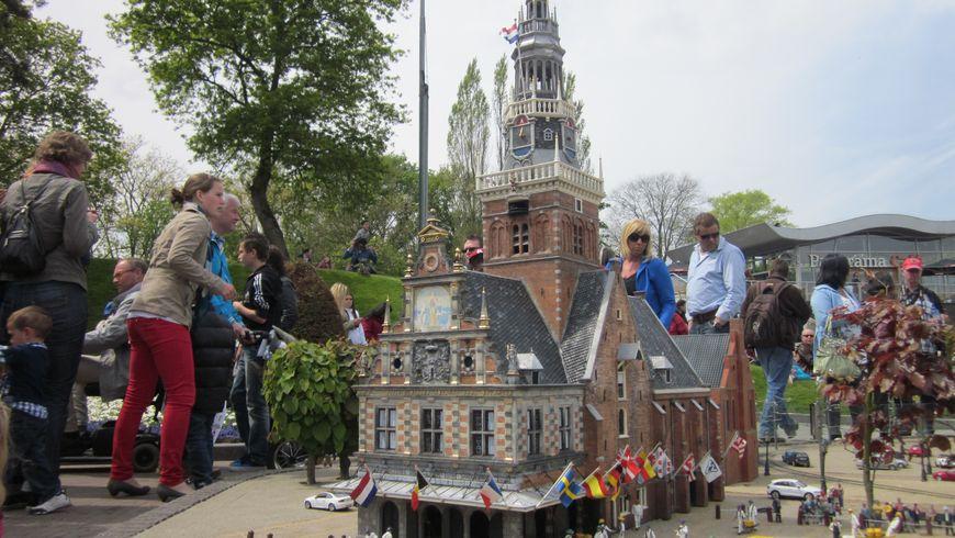 Вся Голландия за полтора часа: Мадюродам - экскурсии