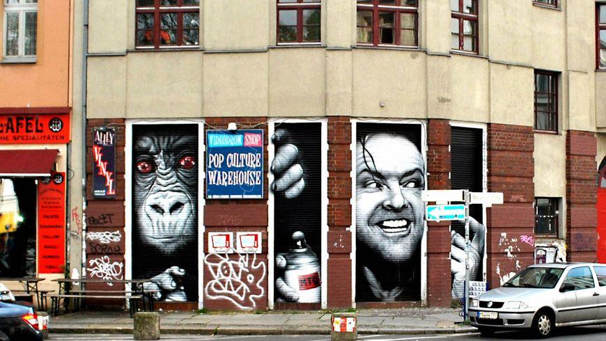 Кройцберг — Берлин во всей своей колоритности - экскурсии