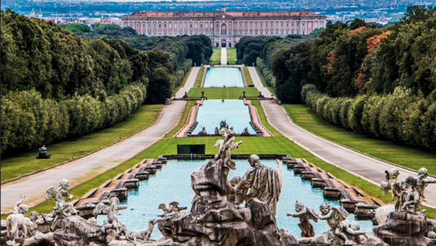 Королевский Дворец в Казерте — масштабный аналог Версаля - экскурсии