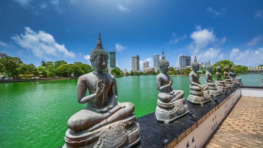Коломбо— Шри-Ланка вминиатюре - экскурсии