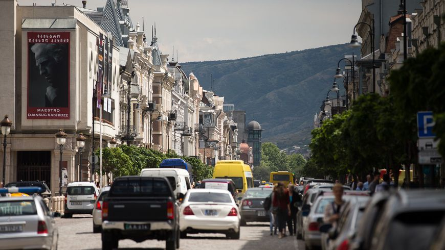 Тбилиси— значит «теплый» - экскурсии