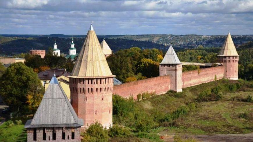 38 башен Смоленска — «ожерелье всея Руси» - экскурсии