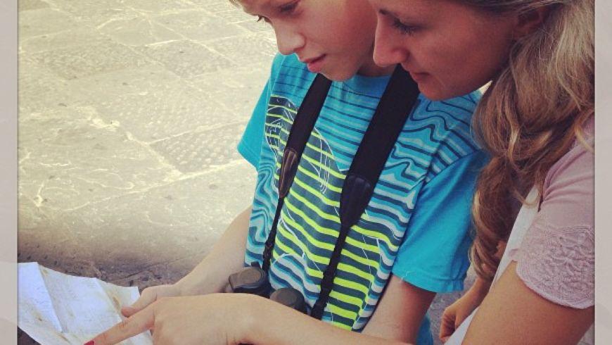 Флоренция глазами детей. Обзорная экскурсия-игра - экскурсии