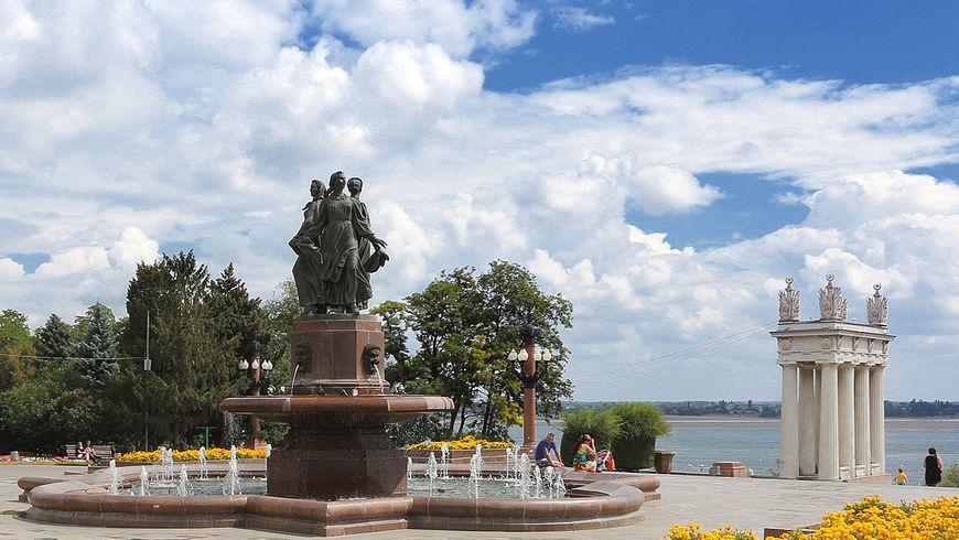 Центральная набережная – сердце Волгограда - экскурсии