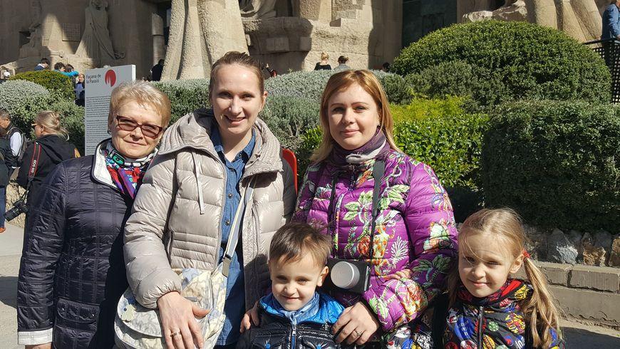 О Барселоне детям - экскурсии