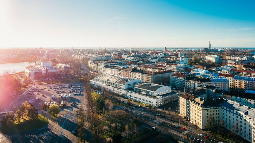 Ежедневная прогулка по Хельсинки - экскурсии