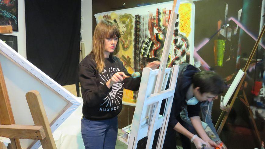 Мастер-класс в ателье известных стрит-артистов - экскурсии