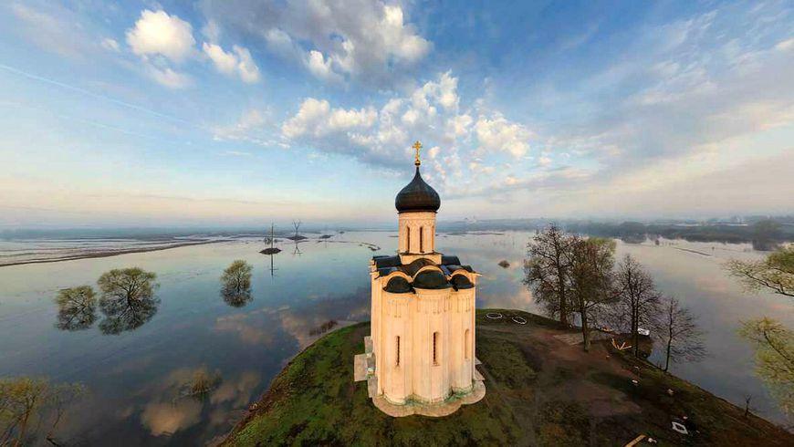 Владимир и Боголюбово в сказаниях и легендах - экскурсии