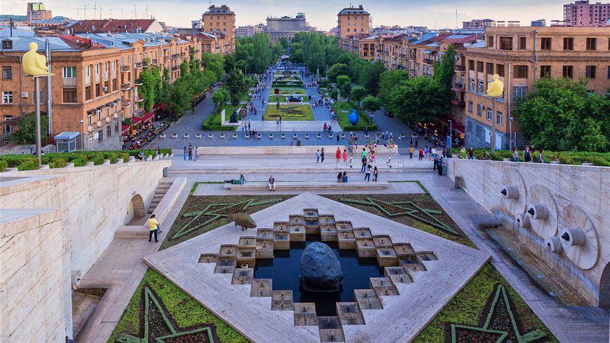За что полюбить Ереван - экскурсии