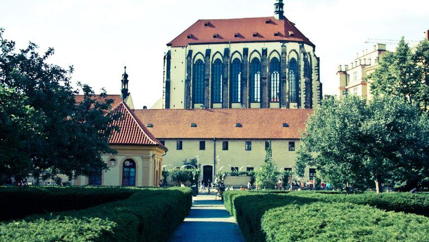 Познакомиться с Прагой за два дня. Часть первая - экскурсии