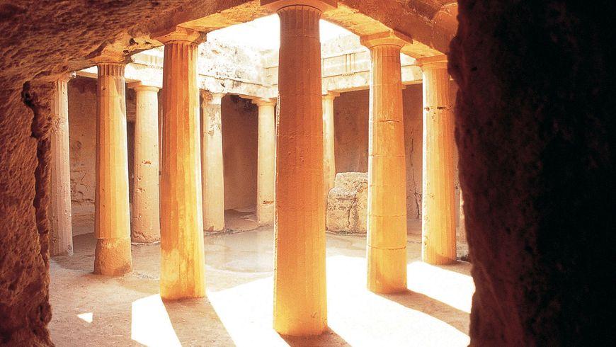 Истории и мифы древнего Пафоса - экскурсии
