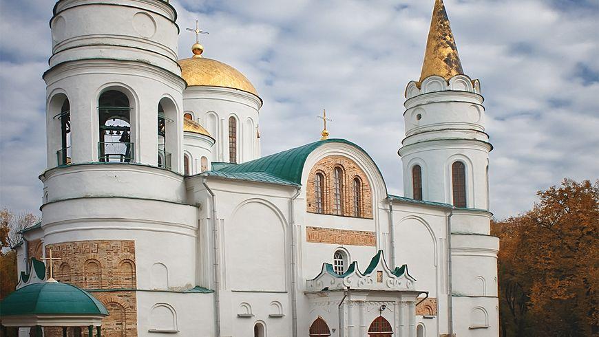Чернигов: 1300 лет за 4 часа — от древности к современности - экскурсии