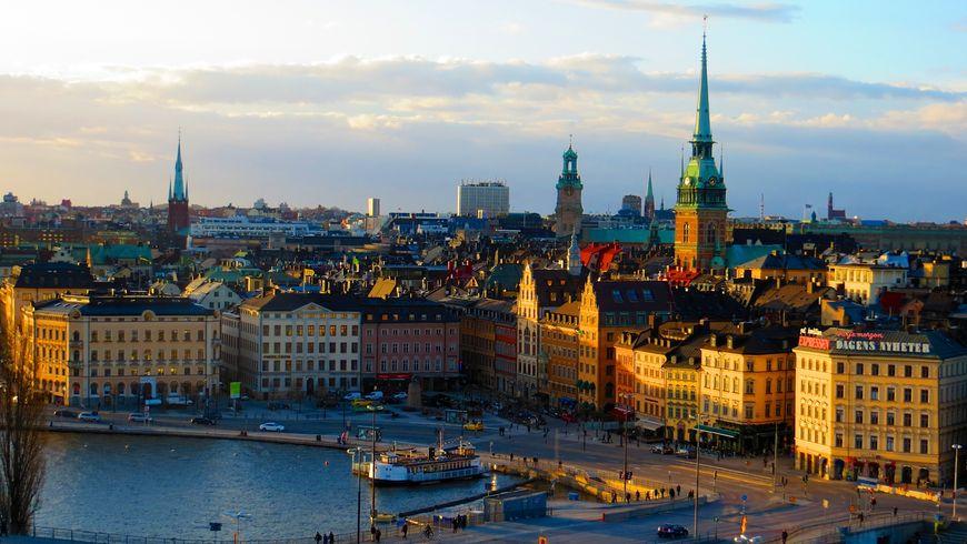 Стокгольм: истории