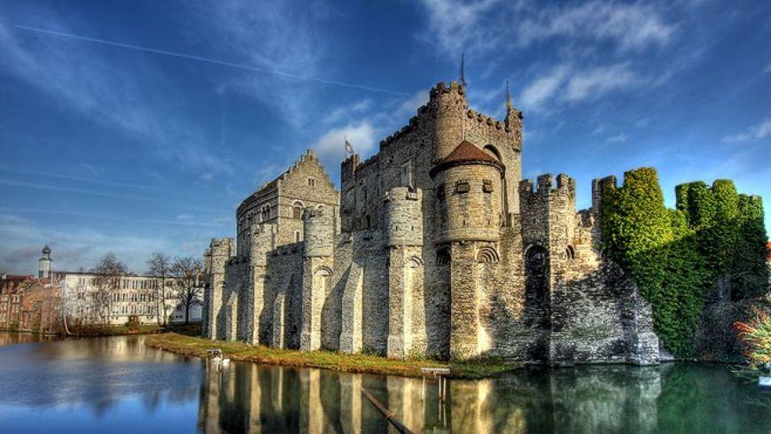 Гент средневековый и современный - экскурсии