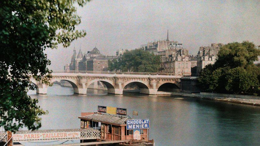 Вехи Парижа - экскурсии