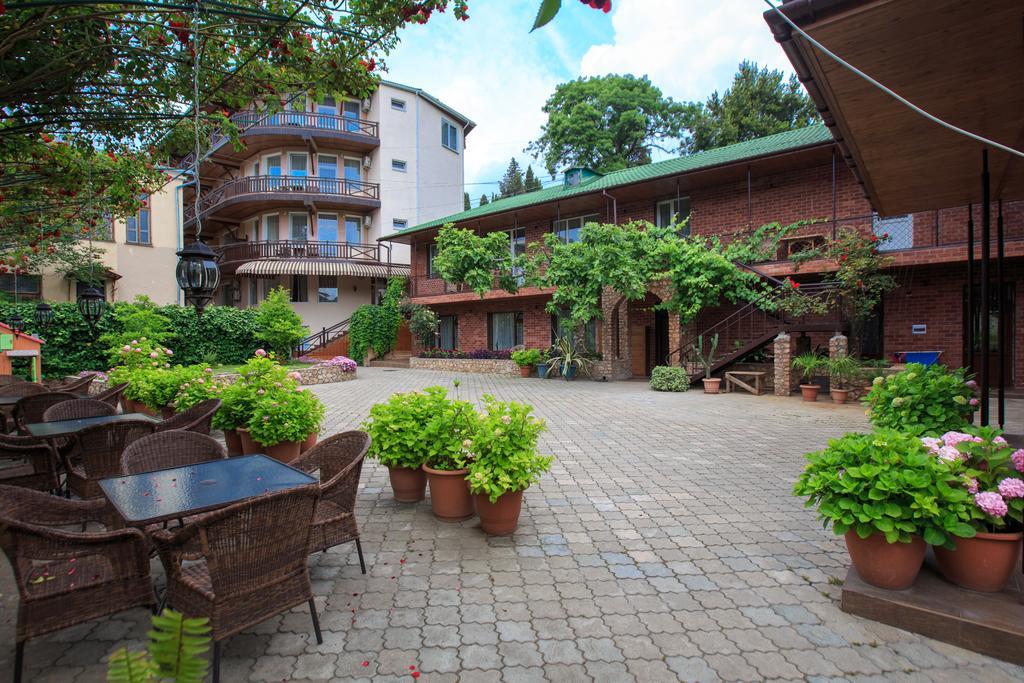 Гостиница Спарта