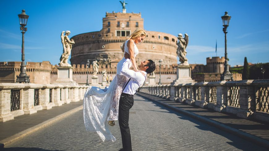 Фотопрогулки и «love story» в потрясающем Риме - экскурсии