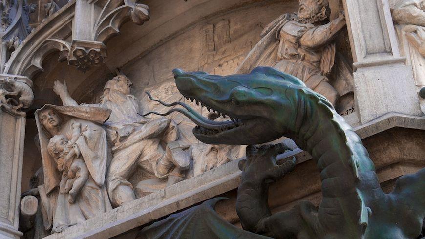 Легенды и мифы Старого Мюнхена - экскурсии