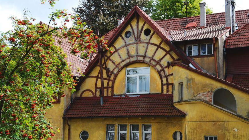 Амалиенау— атмосфера старого Кёнигсберга - экскурсии