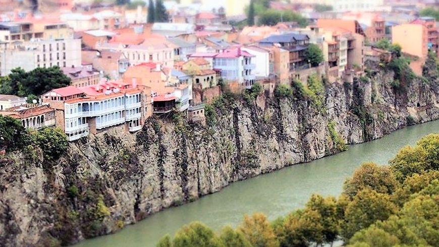 Мцхета и Тбилиси: две столицы за один день - экскурсии