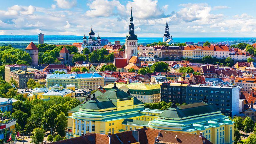 Ежедневная прогулка по Таллину - экскурсии