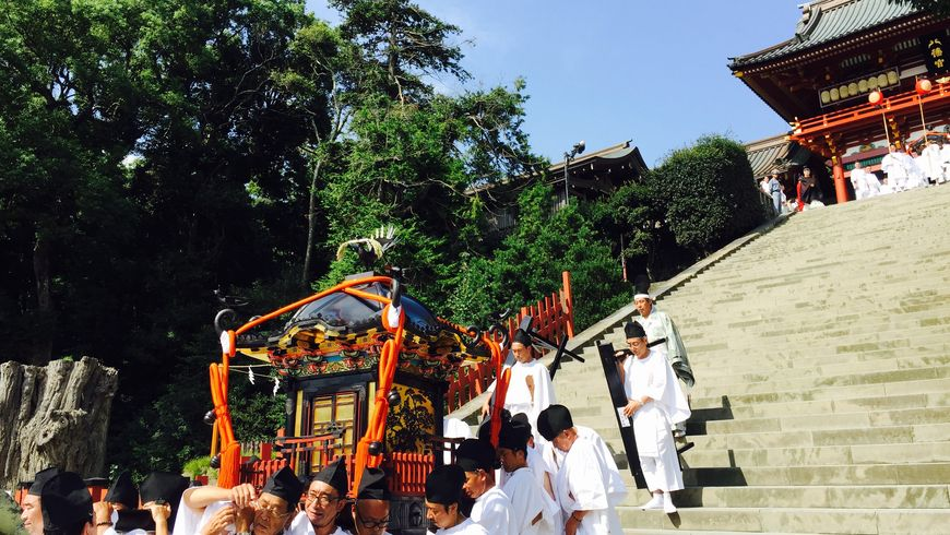 Камакура без спешки и толп - экскурсии