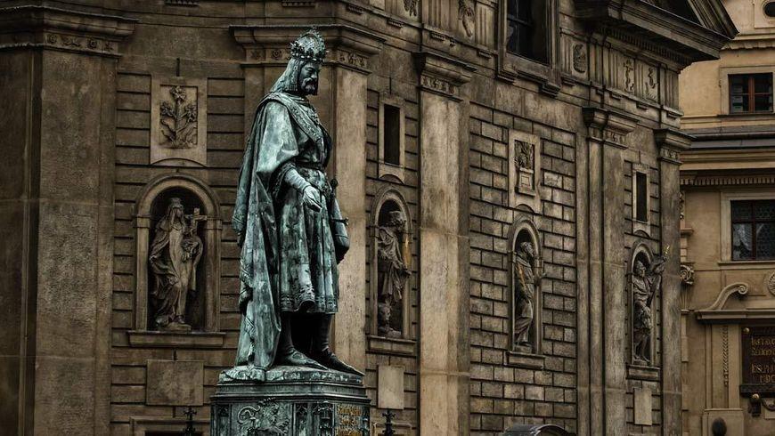 Прага короля Карла IV - экскурсии