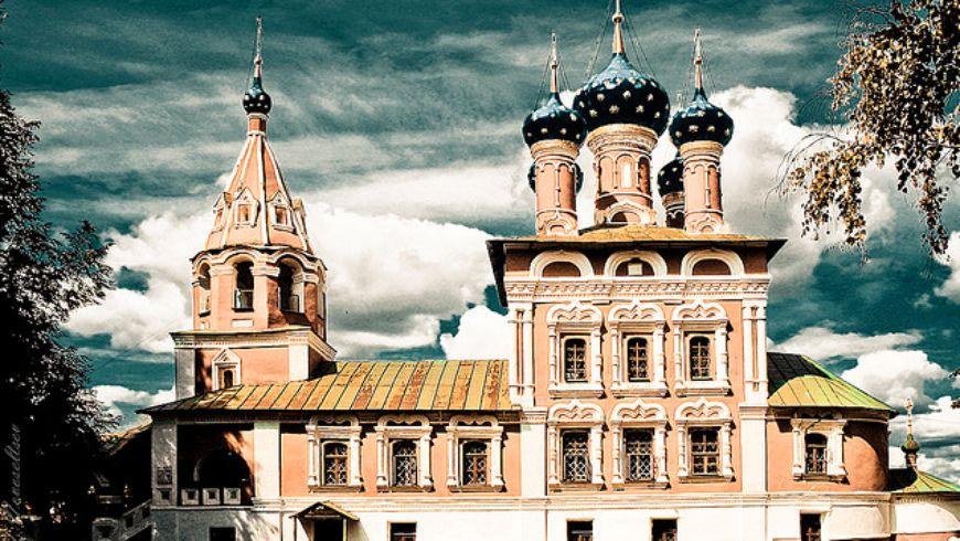 Историческое и духовное наследие Углича - экскурсии
