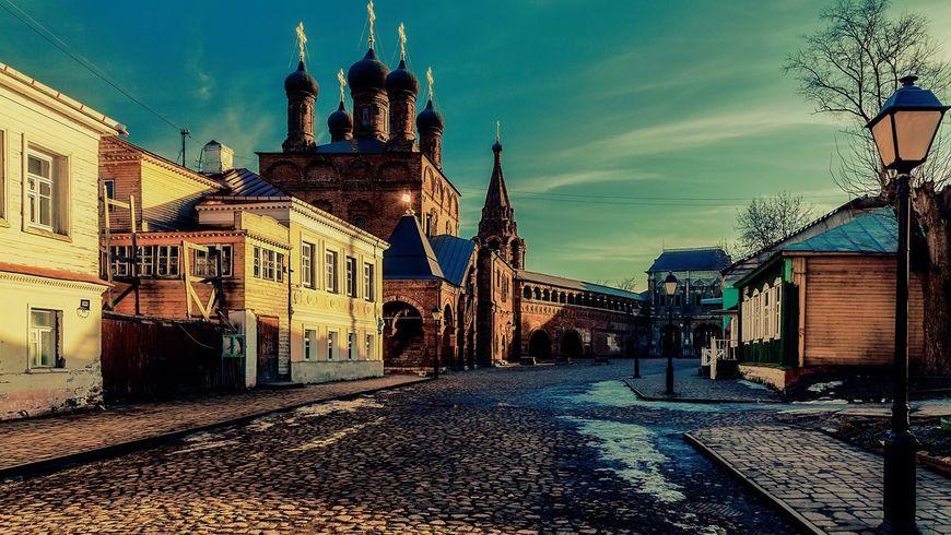 Подлинный дух русского средневековья в Крутицком подворье - экскурсии